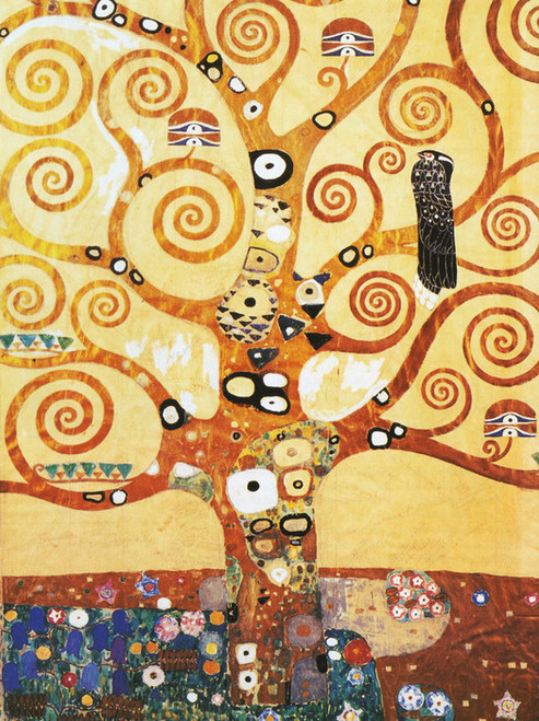Art Prints of Tree of Life by Gustav Klimt