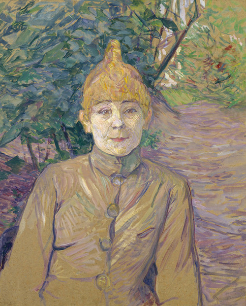 Art Prints of The Streetwalker by Henri de Toulouse-Lautrec