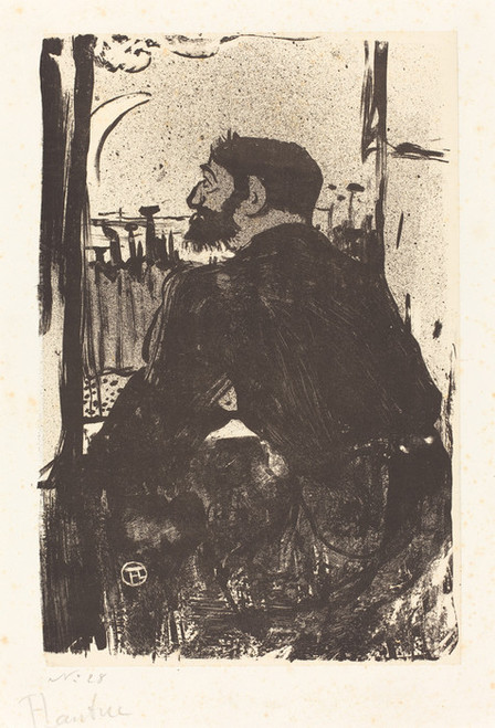 Art Prints of Sleepless Night, 1893 by Henri de Toulouse-Lautrec
