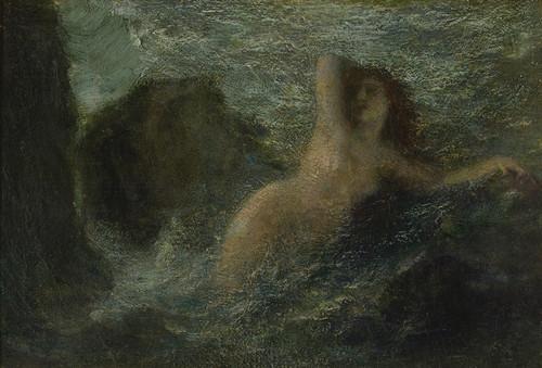 Art Prints of Sea Nymphe by Henri Fantin-Latour