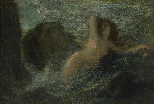 Art Prints of Sea Nymphe by Henri Fantin-Latour