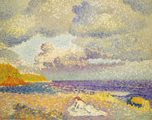 Art Prints of Before the Storm by Henri-Edmond Cross