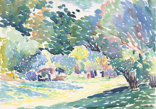 Art Prints of Landscape by Henri-Edmond Cross