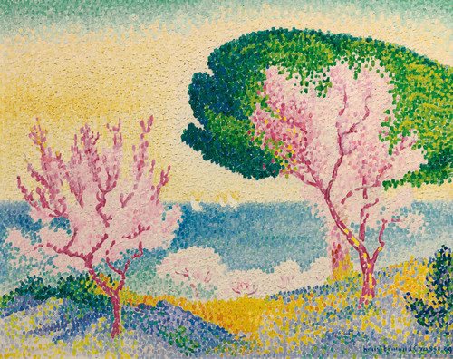 Art Prints of Spring Rose by Henri-Edmond Cross