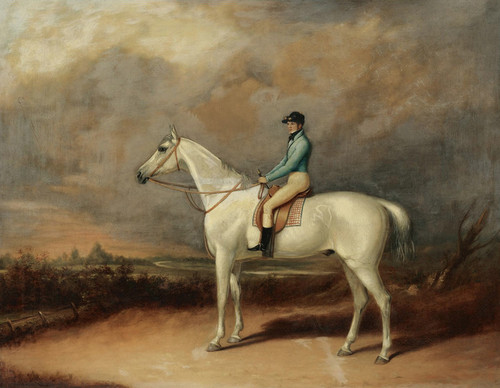 Art Prints of The Racehorse Pilot by Henry Thomas Alken