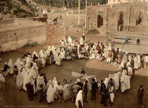Art Prints of Arab Juggler, Algiers, Algeria (387092)
