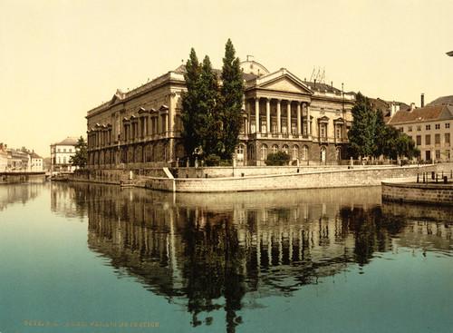 Art Prints of Palais de Justice, Ghent, Belgium (387191)