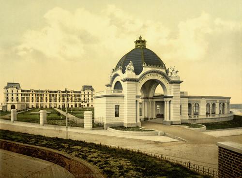 Art Prints of Royal Palace Hotel, Ostend, Belgium (387222)