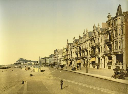 Art Prints of The Embankment and Kursaal or Cursaal, Ostend, Belgium (387227)