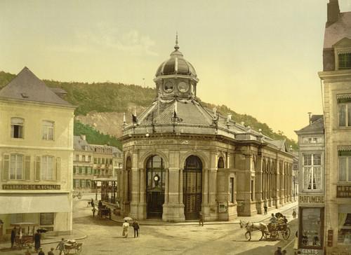 Art Prints of Pouhon, Spa, Belgium (387236)