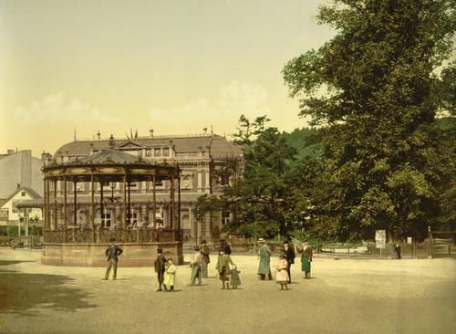Art Prints of Place Royal, Spa, Belgium (387234)