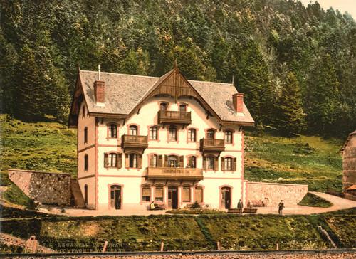 Art Prints of Le Cantal Le Lioran, Auvergne Mountains, France (386983)