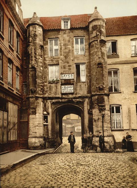 Art Prints of Hotel des Guises, Calais, France (387019)