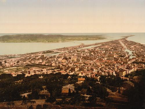 Art Prints of General View, Cette, France (387026)