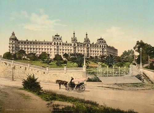Art Prints of Hotel Excelsior Regina Palace Cimiez, Nice, France (387052)