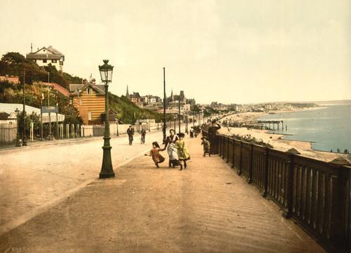 Art Prints of The Maritime Boulevard, Havre, France (387305)