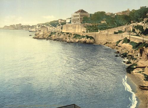 Art Prints of Corniche Road III, Marseilles, France (387363)