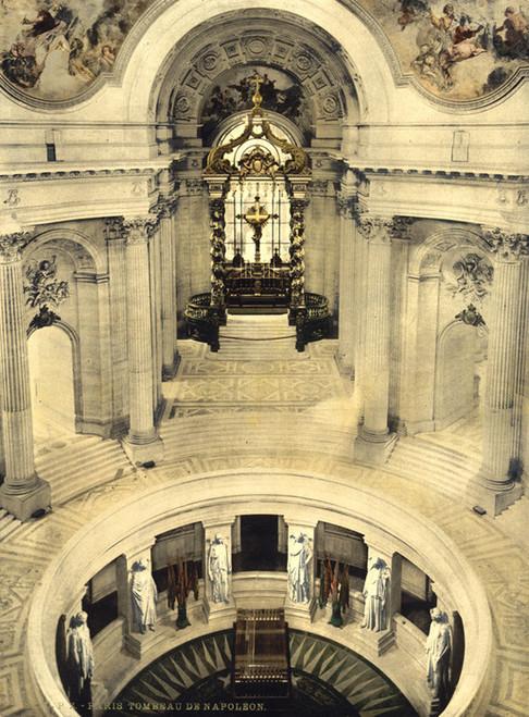Art Prints of Napoleon's Tomb, Paris, France (387424)