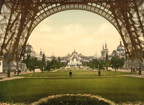 Art Prints of Champs de Mars, Exposition Universelle, 1900, Paris, France (387473)
