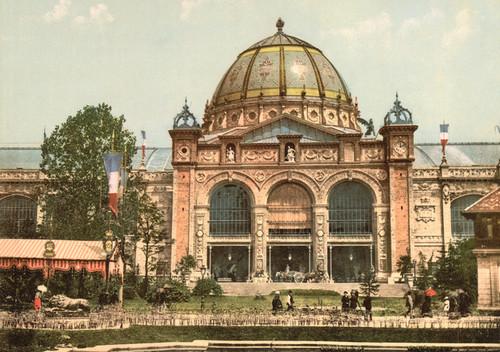 Art Prints of Exposition Universelle, 1900, Paris, France (387479)