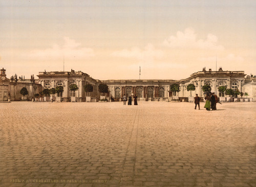 Art Prints of Palace of the Grand Trianon, Versailles, France (387635)