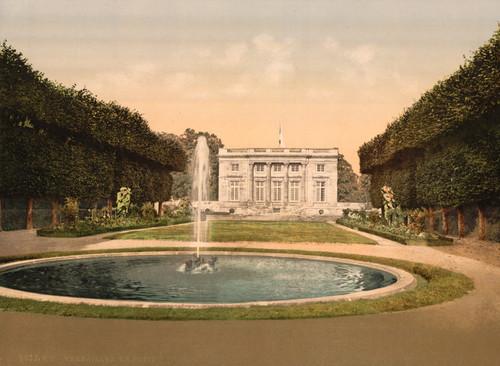 Art Prints of Petit Trianon, Versailles, France (387639)
