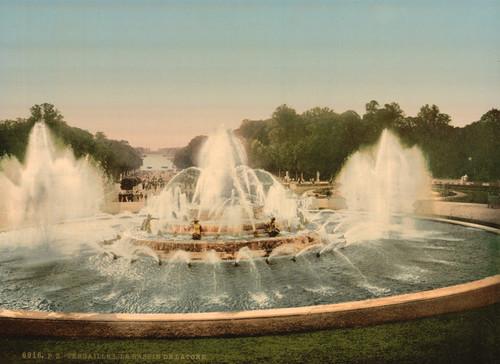 Art Prints of The Latone Basin II, Versailles, France (387652)