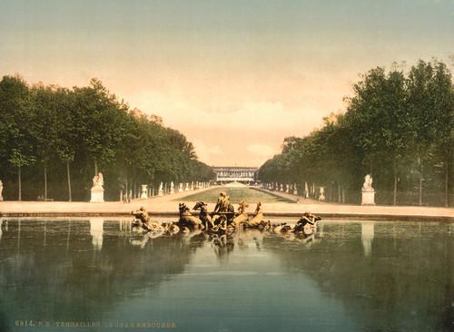Art Prints of The Triumphal Car, Versailles, France (387648)