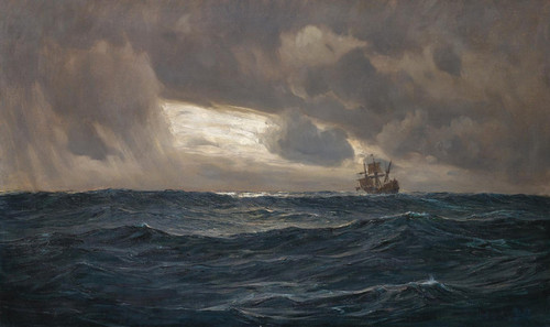 Art Prints of After the Storm by Ivan Fedorovich Choultse