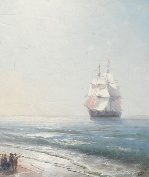 Art Prints of Crimea by Ivan Konstantinovich Aivazovsky