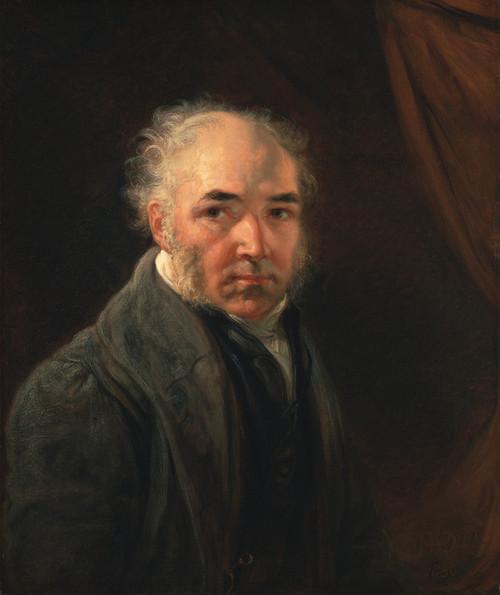 Art Prints of Self Portrait by James Ward
