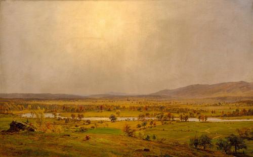 Art Prints of Pompton Plains, New Jersey by Jasper Francis Cropsey