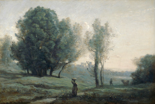 Art Prints of Scenery by Camille Corot