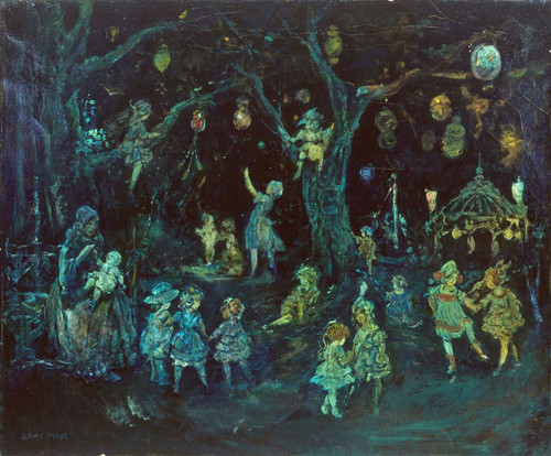 Art Prints of Wonderland by Jerome Myers