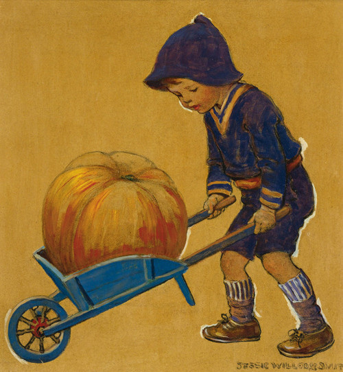 Art Prints of Thanksgiving by Jessie Willcox Smith