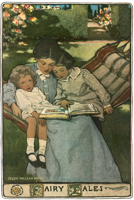 Art Prints of Fairy Tales by Jessie Willcox Smith