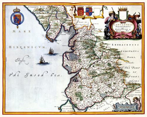 Art Prints of Lancaster, 1645 (332) by Joan Bleau