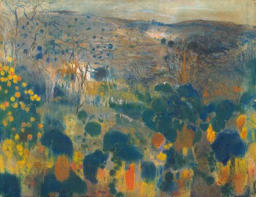 Art Prints of Landscape by Joaquim Mir