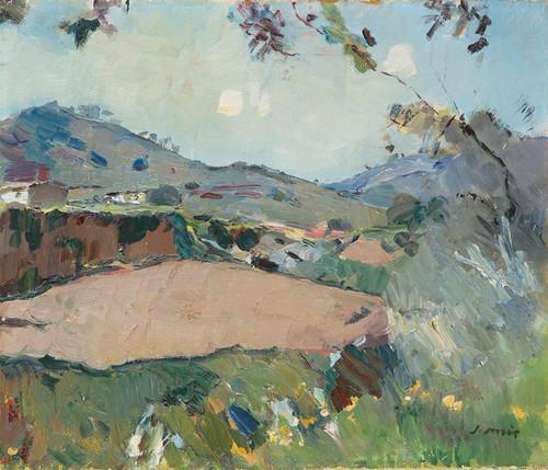 Art Prints of Landscape II by Joaquin Mir