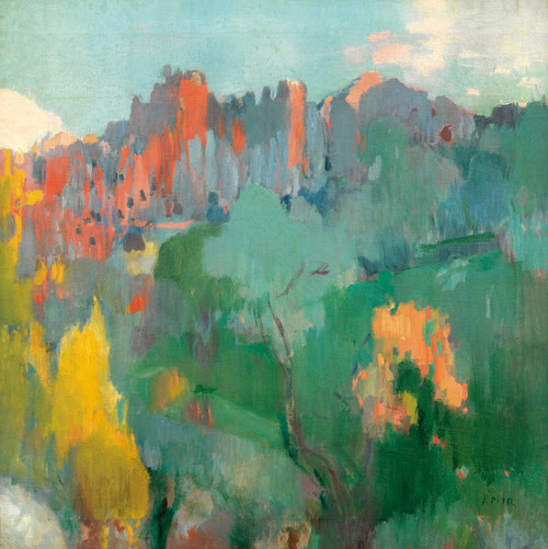 Art Prints of Serra de Tramontana, Mallorca by Joaquin Mir