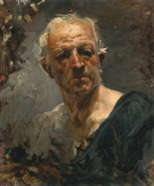 Art Prints of El Pescador by Joaquin Sorolla y Bastida