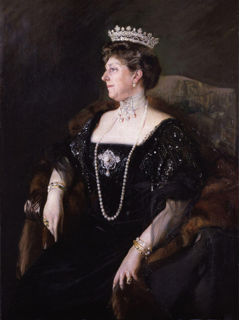 Art Prints of Princess Beatrice of Battenberg by Joaquin Sorolla y Bastida