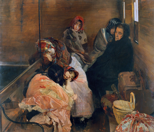 Art Prints of White Slave Trade by Joaquin Sorolla y Bastida