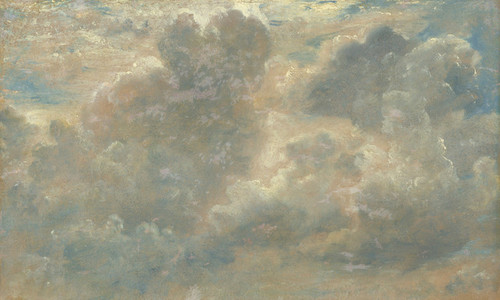 Art Prints of Clouds by John Constable
