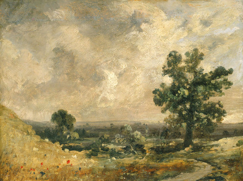 Art Prints of English Landscape by John Constable