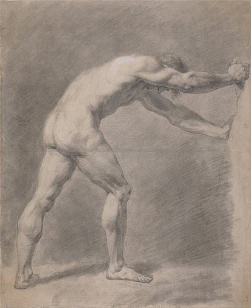 Art Prints of Male Nude by John Constable