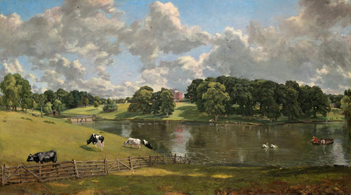 Art Prints of Wivenhoe Park, Essex by John Constable