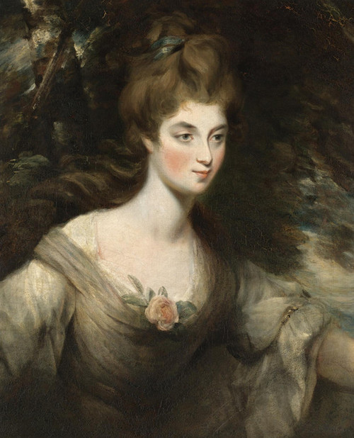 Art Prints of Lady Elizabeth Croft by John Constable