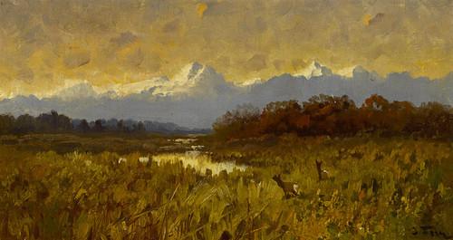 Art Prints of Jackson Hole, Wyoming by John Fery