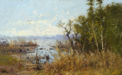 Art Prints of Marshlands by John Fery